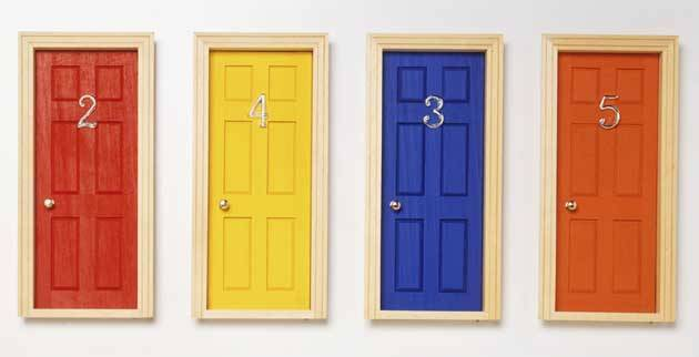 How To Paint A Front Door & To Paint A Front Door Pezcame.Com