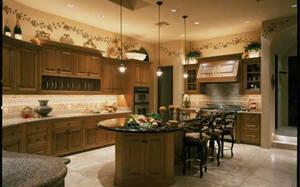Increasing the value of a property with a nice kitchen