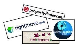 Classified Property Websites