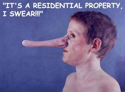 Declaring A Buy-To-Let Property As Residential
