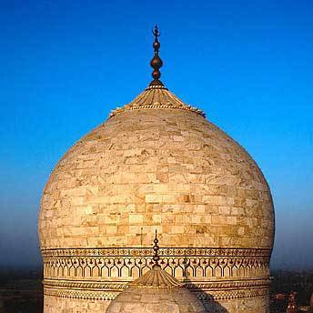 The taj mahal facts and myths for Taj mahal exterior design
