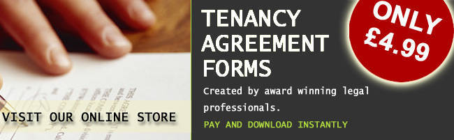Buy A Tenancy Agreement