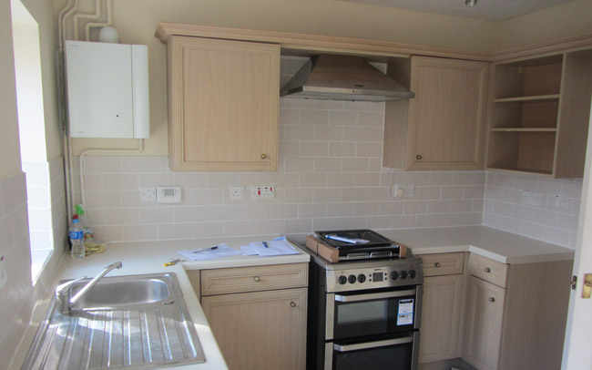 BTL Landlord Kitchen