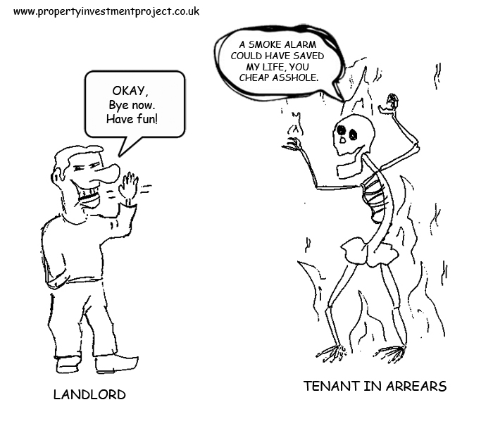 Landlord Smoke and Carbon Monoxide Alarm Regulation & Release Form