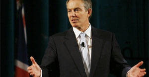 Tony Blair Is Suffering From Negaive Equity. So What?