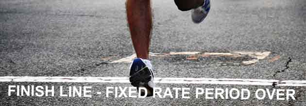Finish Line- Fixed rate period over