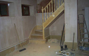 Increasing the value of a property with a basement conversion