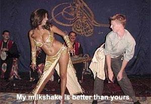 my milkshake is better than yours