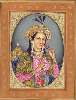Empress Mumtaz Mahal