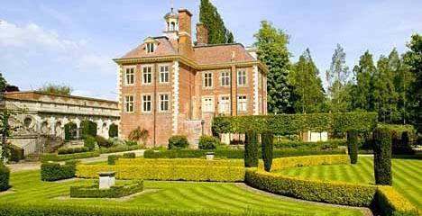 Tony Blair's &pound4 million mansion