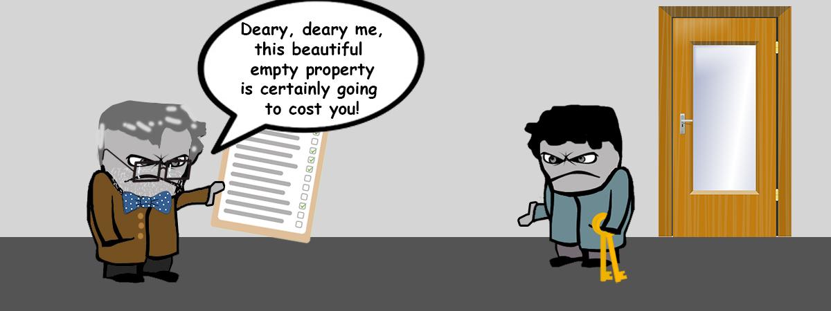 Empty Property Council Tax Exemption