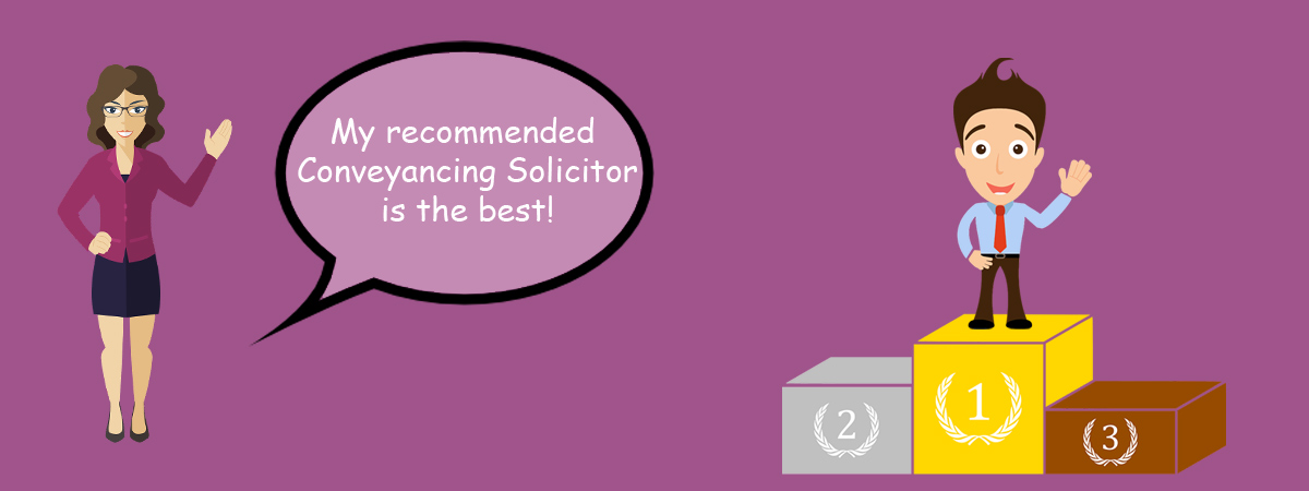 Estate Agent's Recommended Solicitor