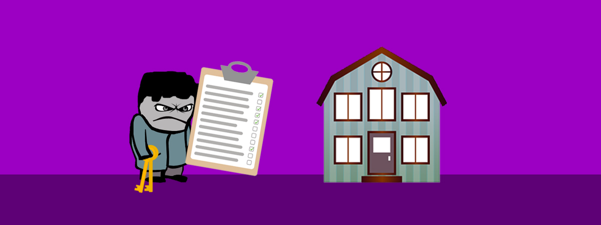Landlord Property Inspection Guide & Notice Template