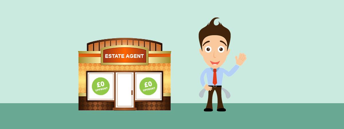No Sale, No Fees Online Estate Agents