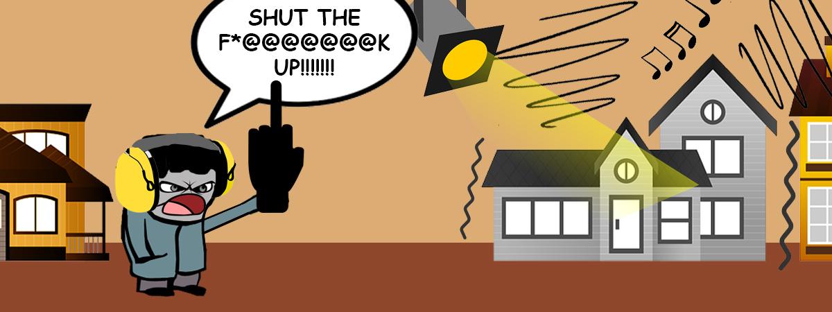 Noisy Neighbours Landlord Responsibility