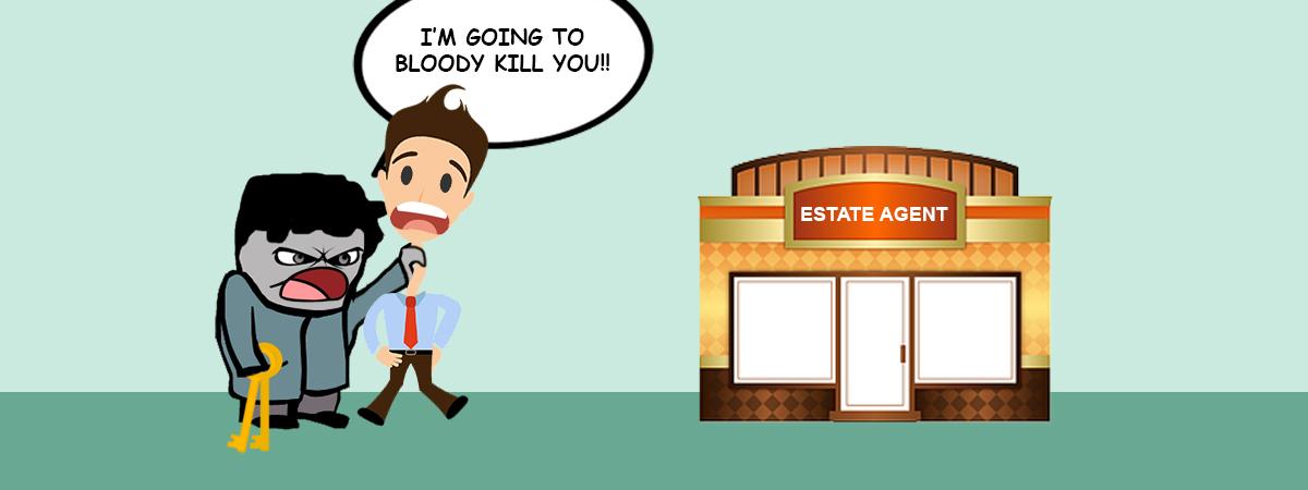 Problem Estate Agents