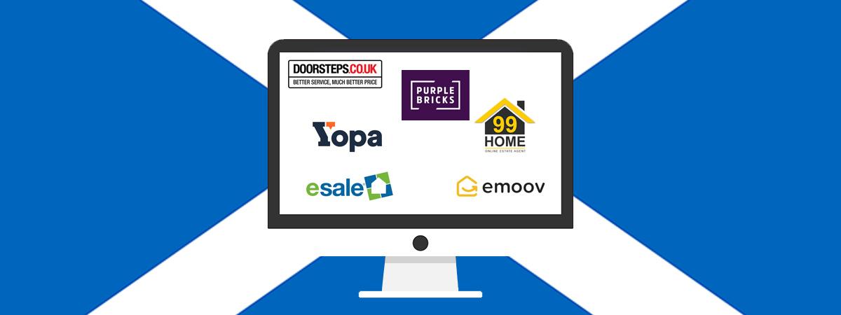 Online Estate Agents in Scotland