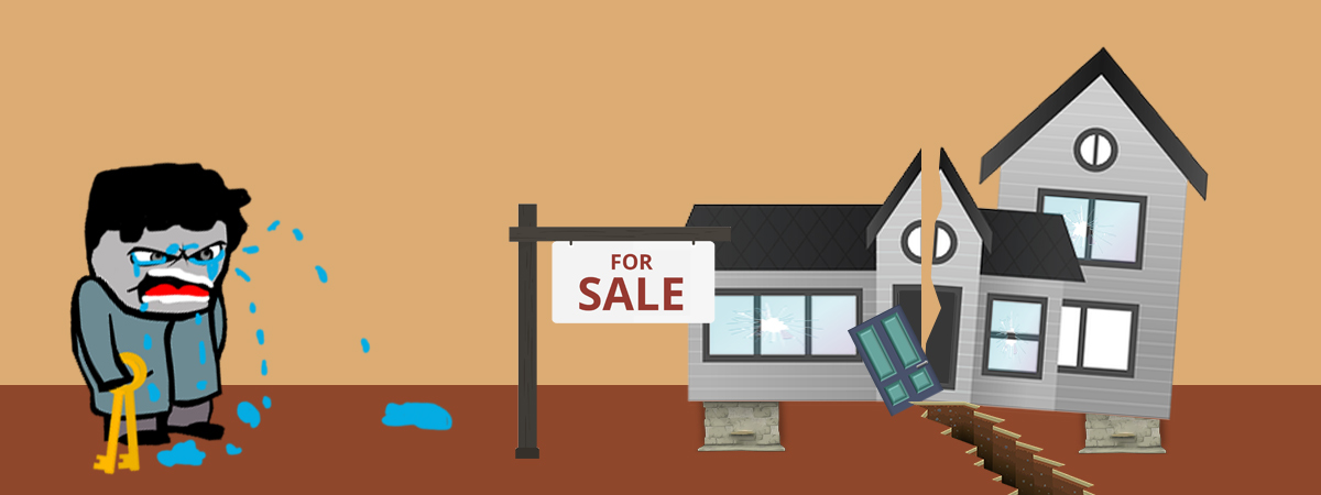 Selling Underpinned House