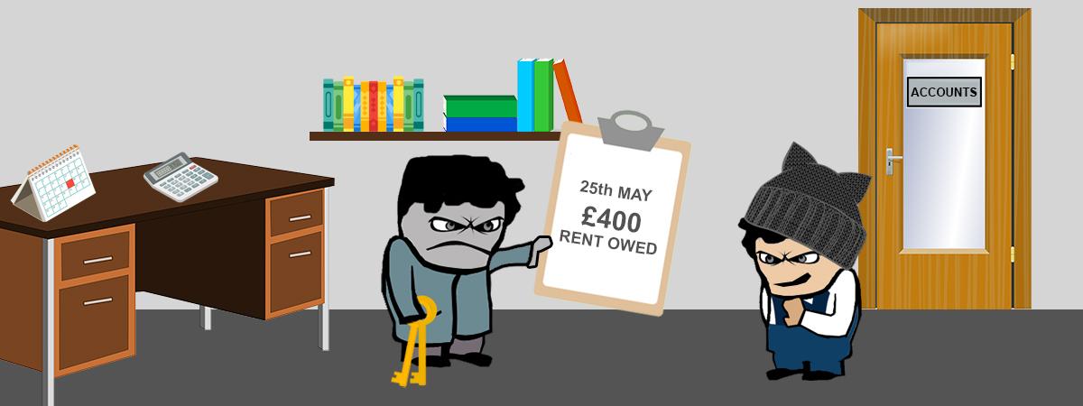 Tenant Rent Arrears Payment Plan
