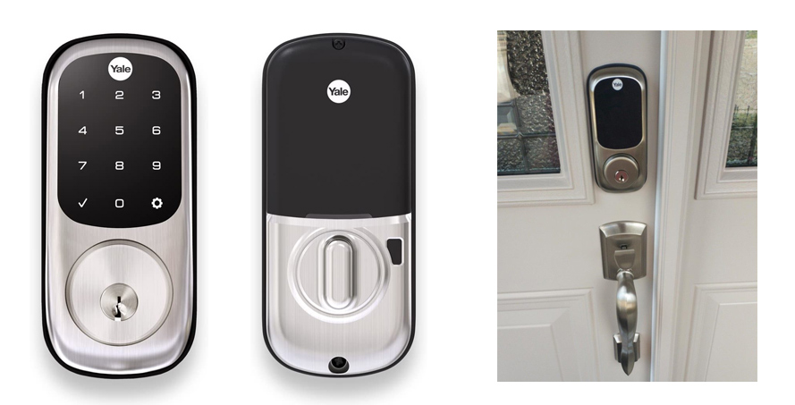 Yale Assure Smart Lock for Airbnb