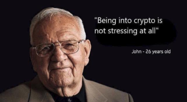 Crypto stress