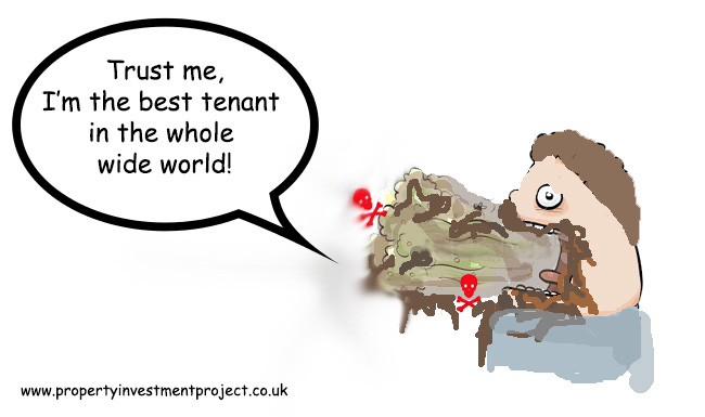 Never trust tenants