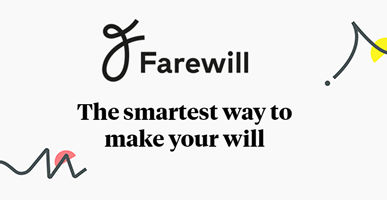 Farewill - The smartest way to make your will