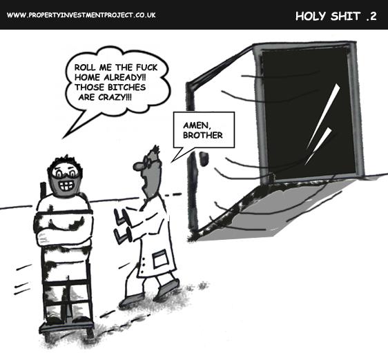 House Price Crash Comic, Part 2
