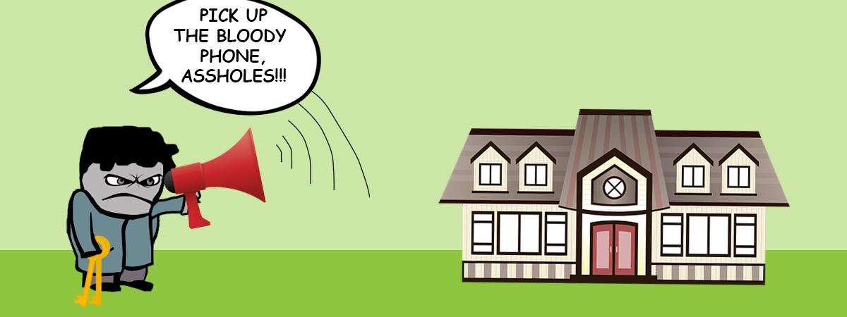 Ignoring the Landlord