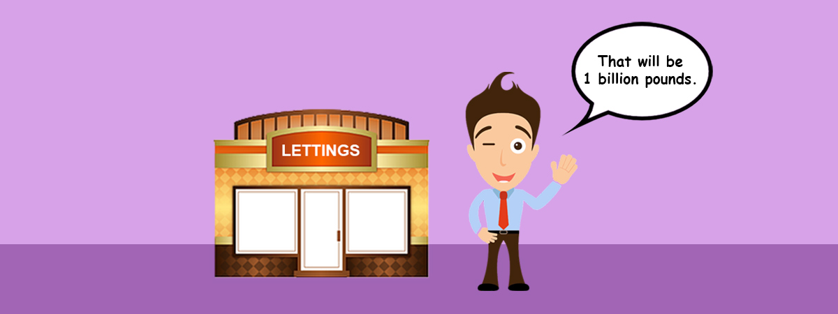 Letting agency tenancy fees