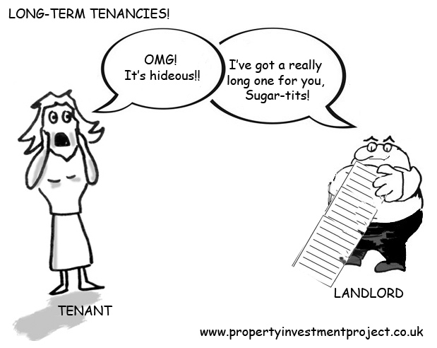 How Long Should My Tenancy Agreement Be For My Tenant