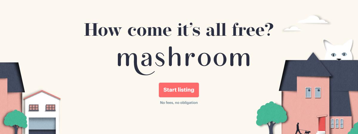 Mashroom.com letting agent