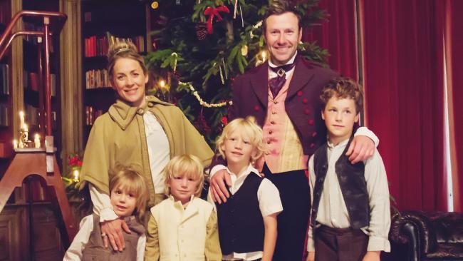 Sarah Beeny Family