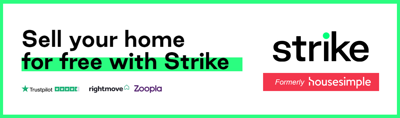 Use Strike (formerly housesimple) for Free