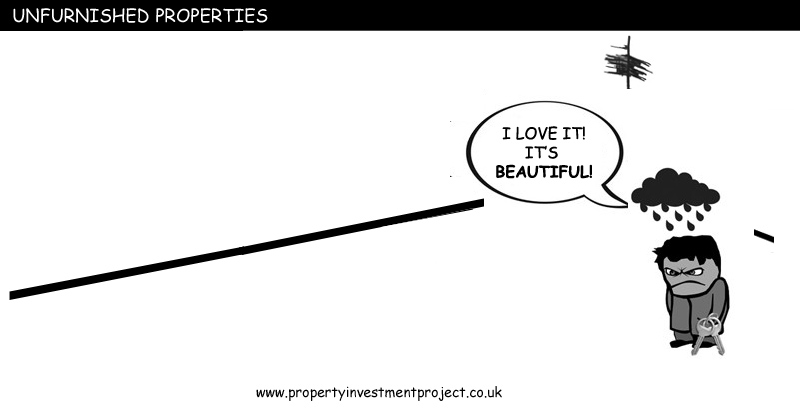 Unfurnished BTL Property